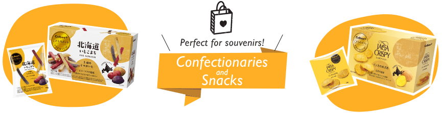 Confectionaries and Snacks