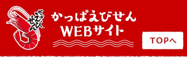 かっぱえびせんWEBサイト